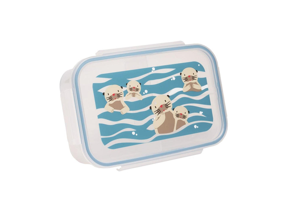 SUGARBOOGER GOOD LUNCH BOX - BABY OTTER