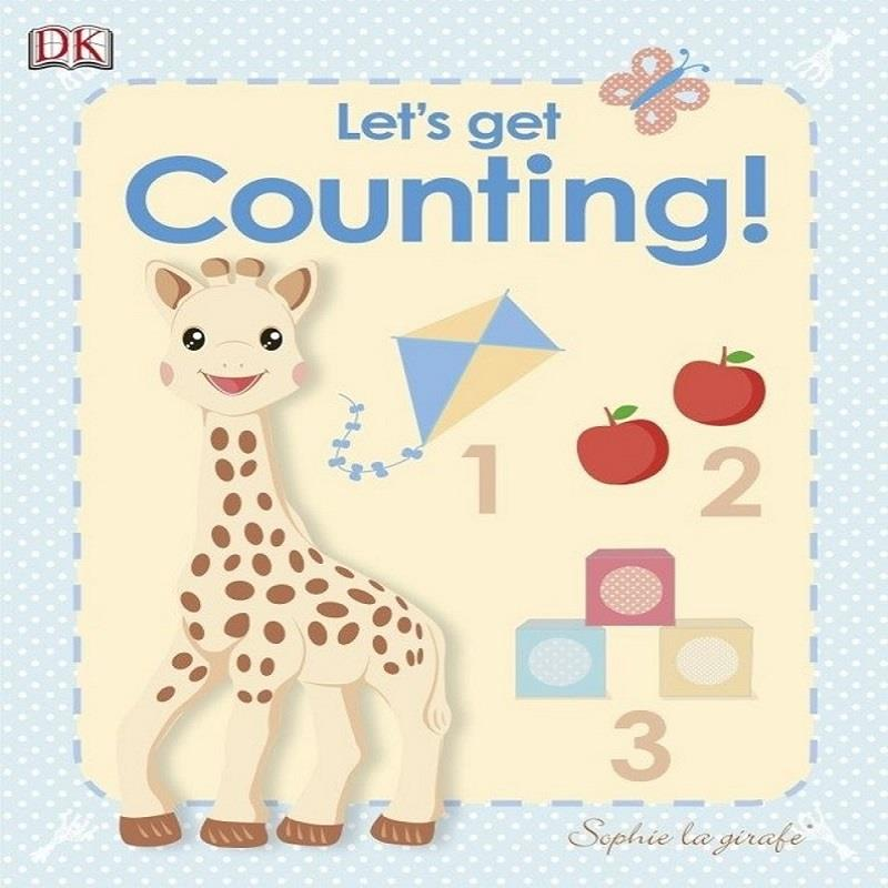 Sophie Lets Get Counting (Board Book Ages 0+)