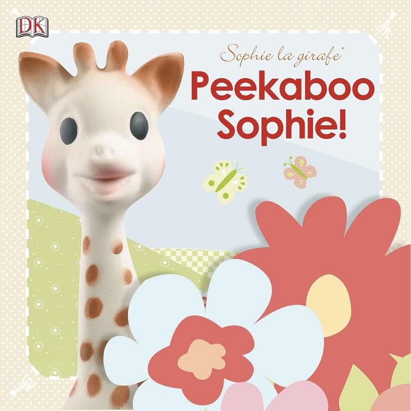 Peekaboo Sophie! Lift The Flap (Board Book Ages 0+)