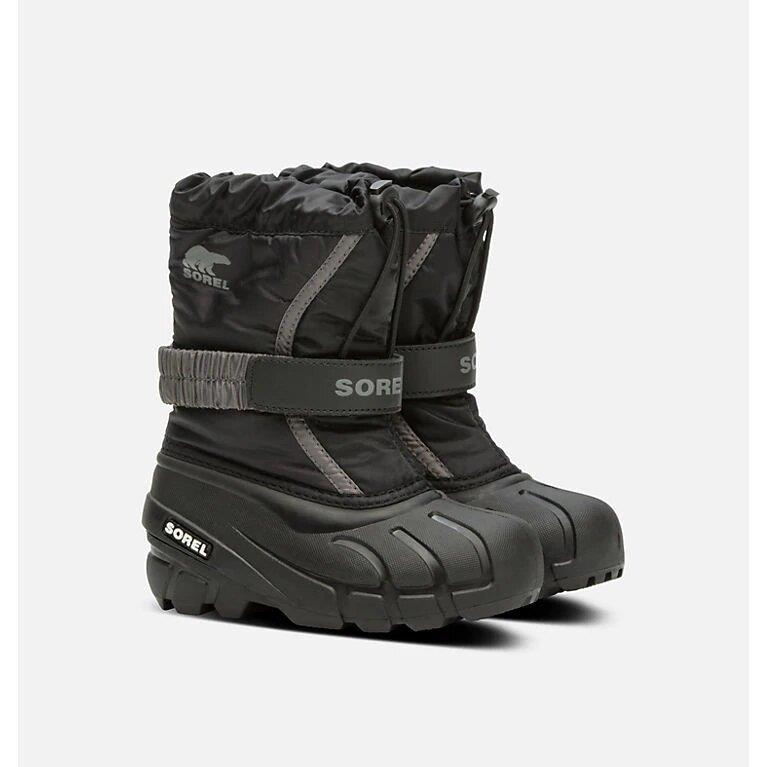 SOREL FLURRY BOOT - BLACK