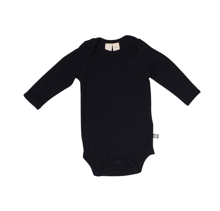 KYTE Long Sleeve Bodysuit | Midnight