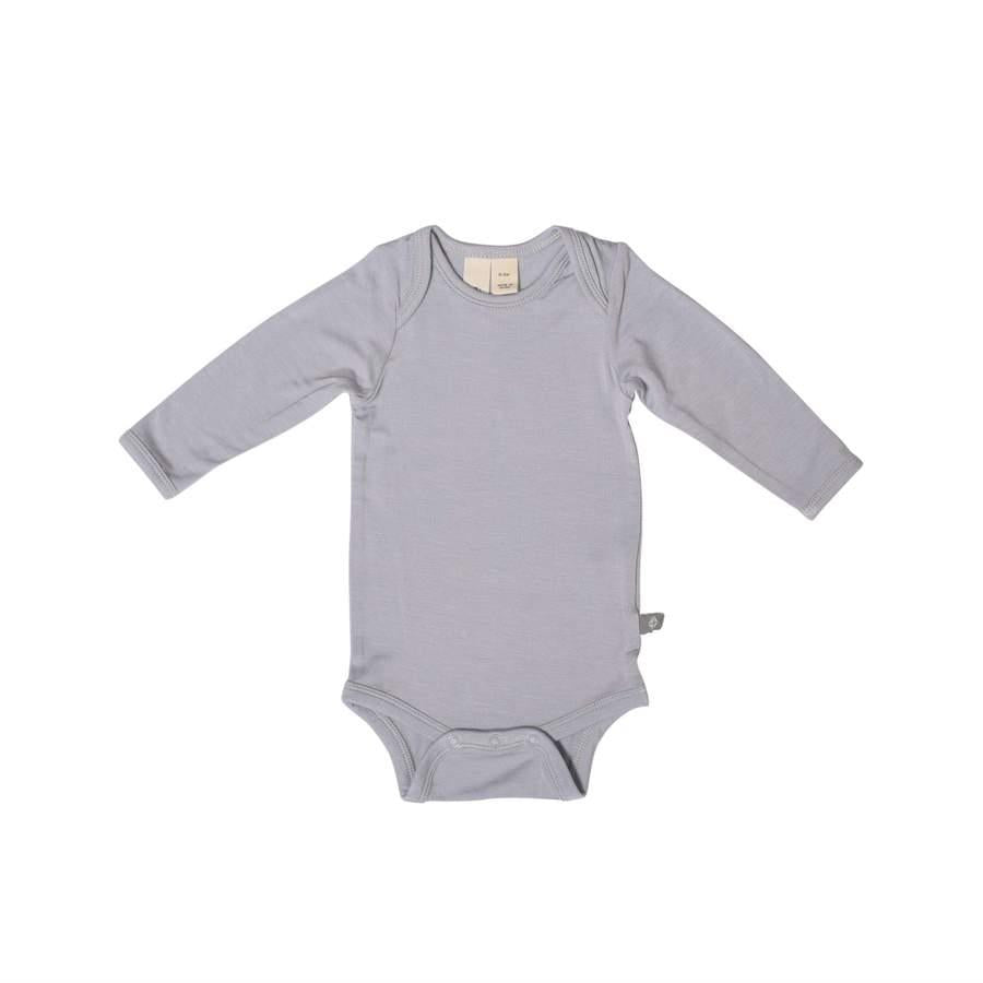KYTE Long Sleeve Bodysuit | Storm