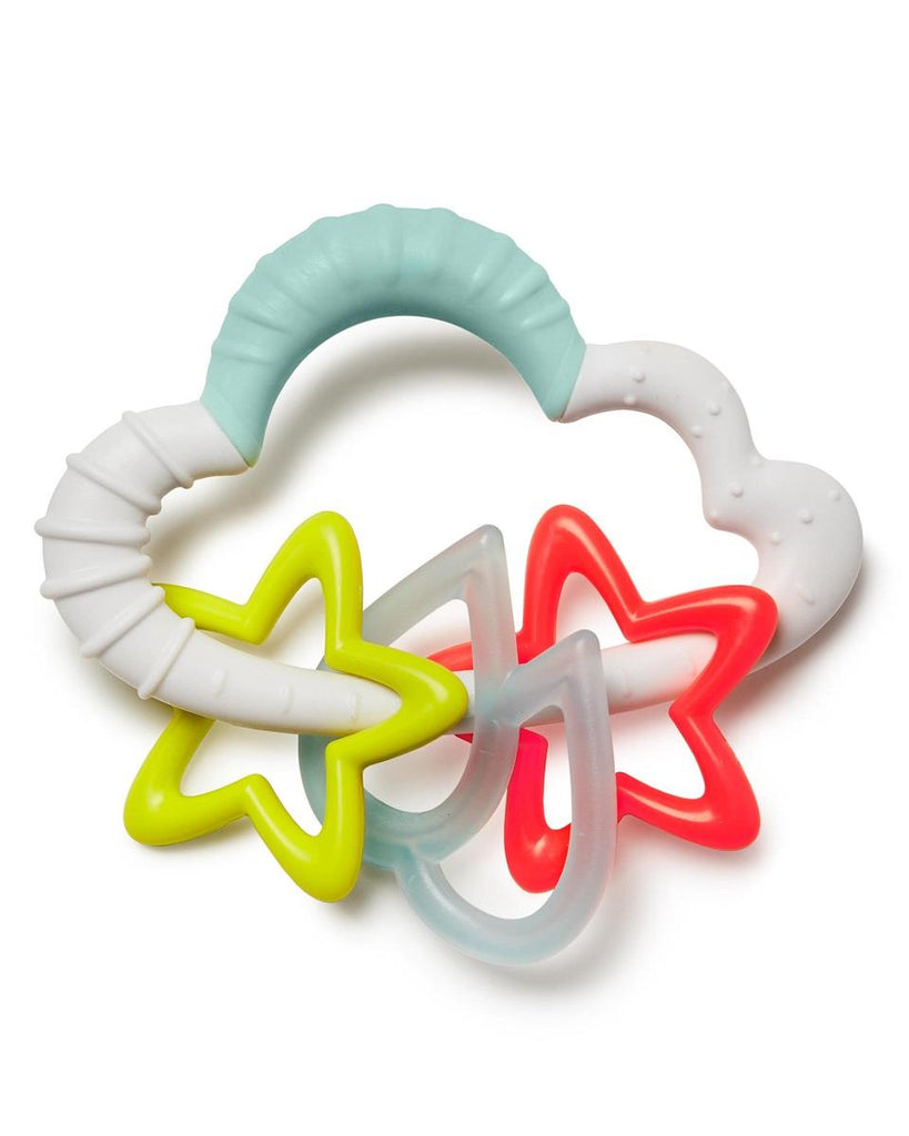 Skip Hop Cloud Starry Rattle