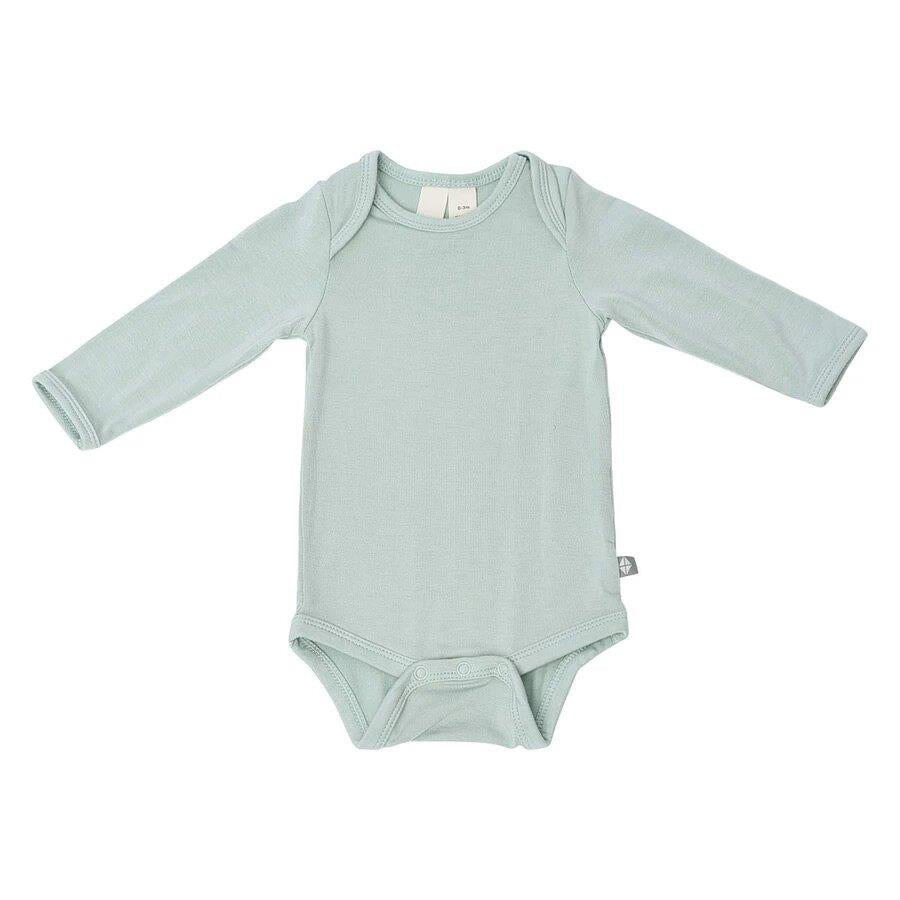 KYTE Long Sleeve Bodysuit | Sage