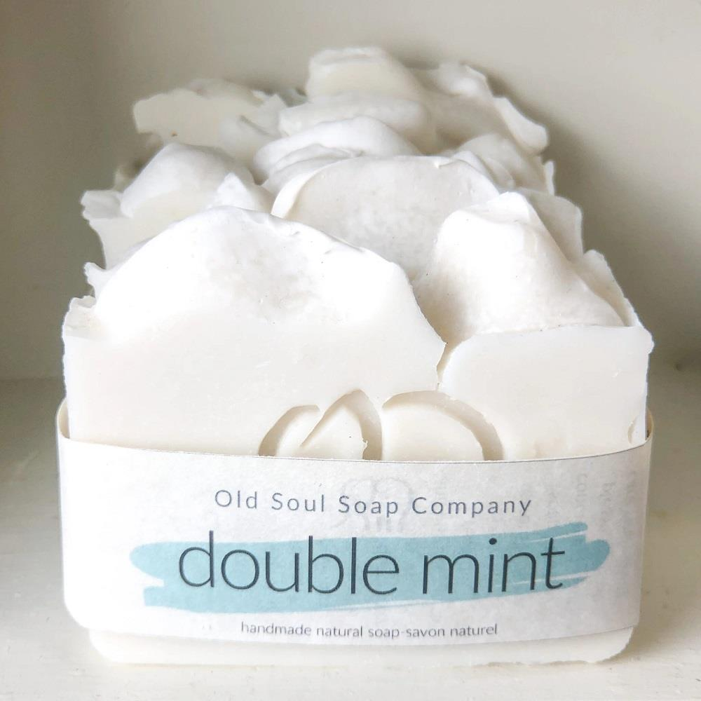 Old Soul Soap Bar - Double Mint | Jump! The BABY Store