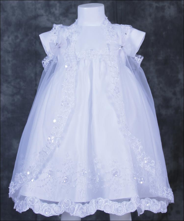 Jolene Jcb406 Girls Christening Dress