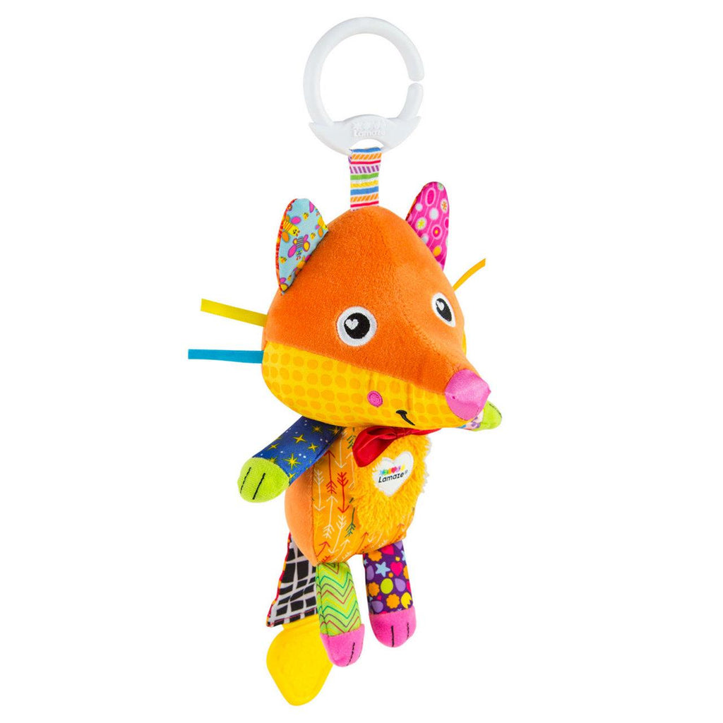 Lamaze Flannery The Fox Activity Toy