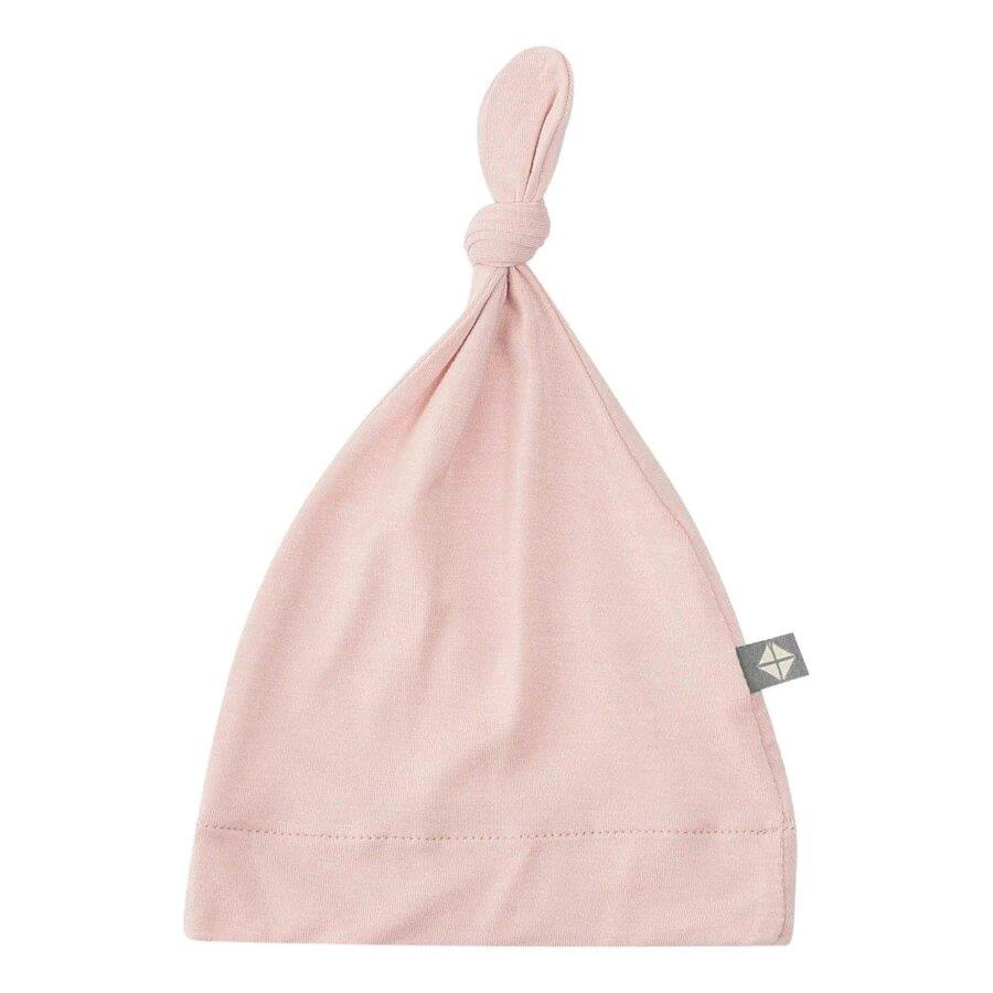 KYTE KNOTTED HAT - BLUSH