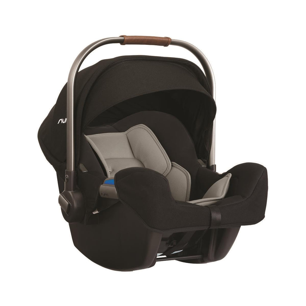 Nuna Pipa Infant Car Seat Caviar | Jump! The BABY Store