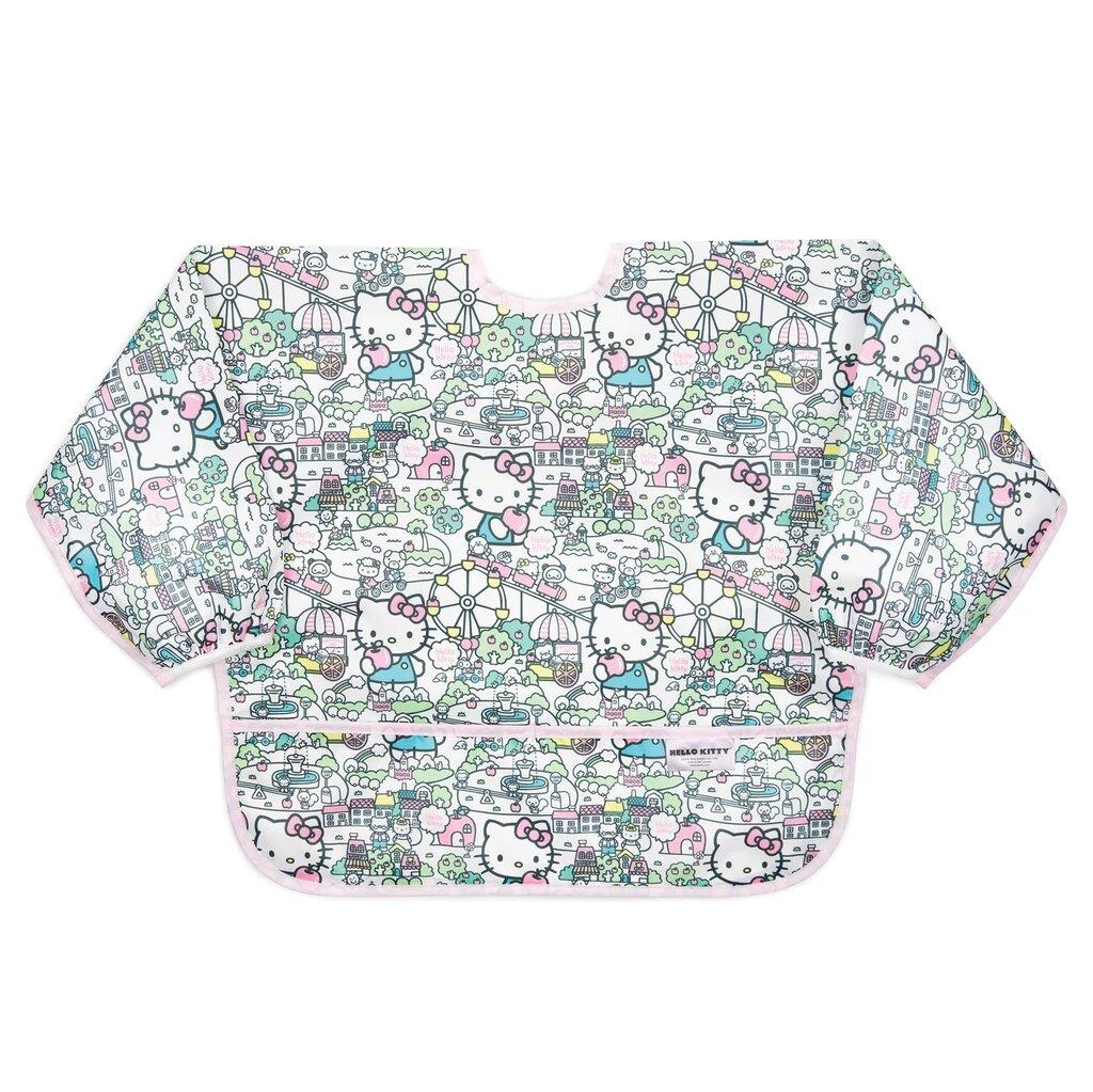 Bumkins Sleeved Bib Hello Kitty | Jump! The BABY Store