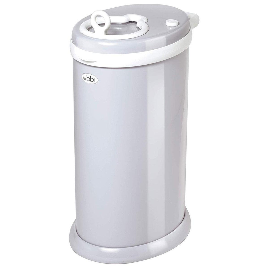 Ubbi Diaper Pail - Grey