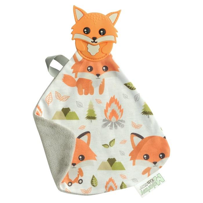 Malarkey Munch It Blanket - Fox | Jump! The BABY Store