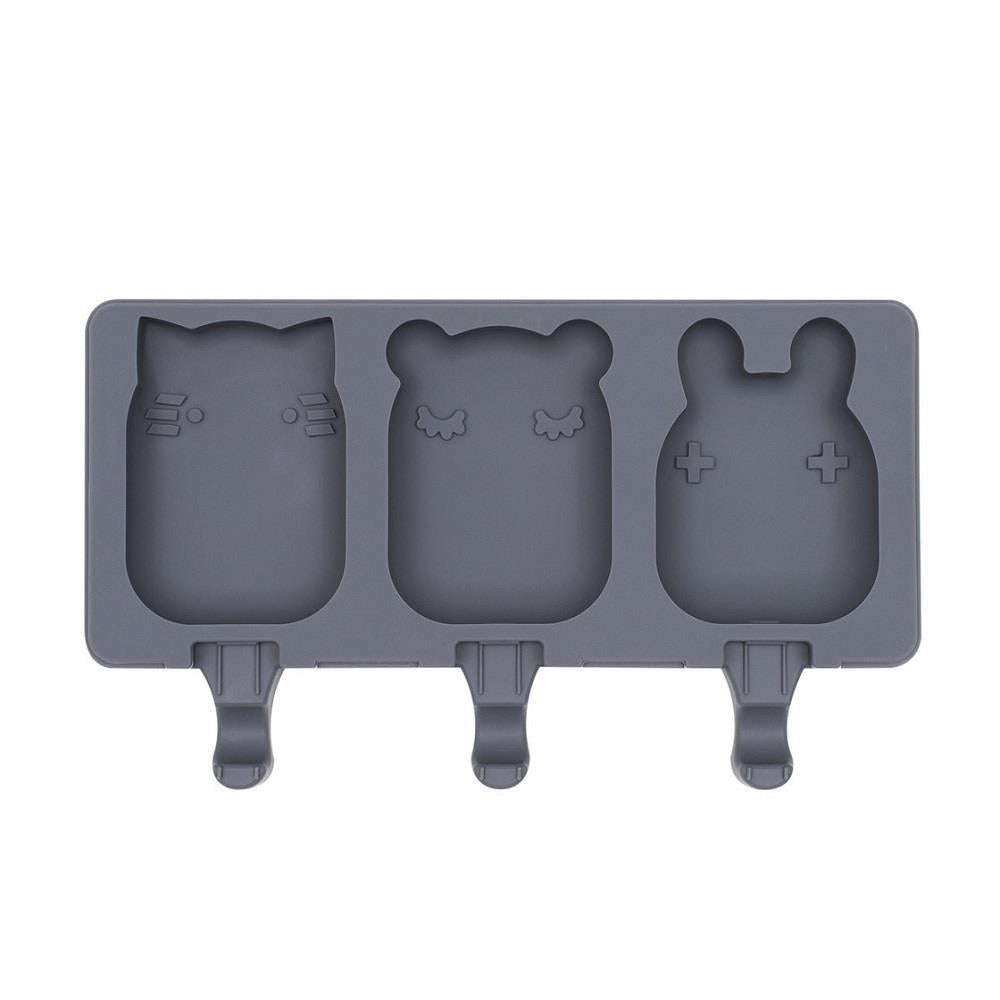 We Might Be Tiny - Frosties Silicone Popsicle Moulds - Charcoal