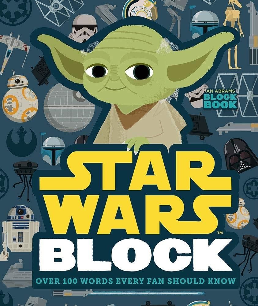 STAR WARS BLOCK - over 100 words every fan should know