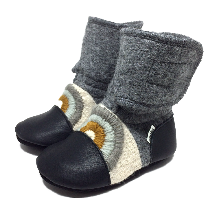 Nooks Booties - Cove | Jump! The BABY Store