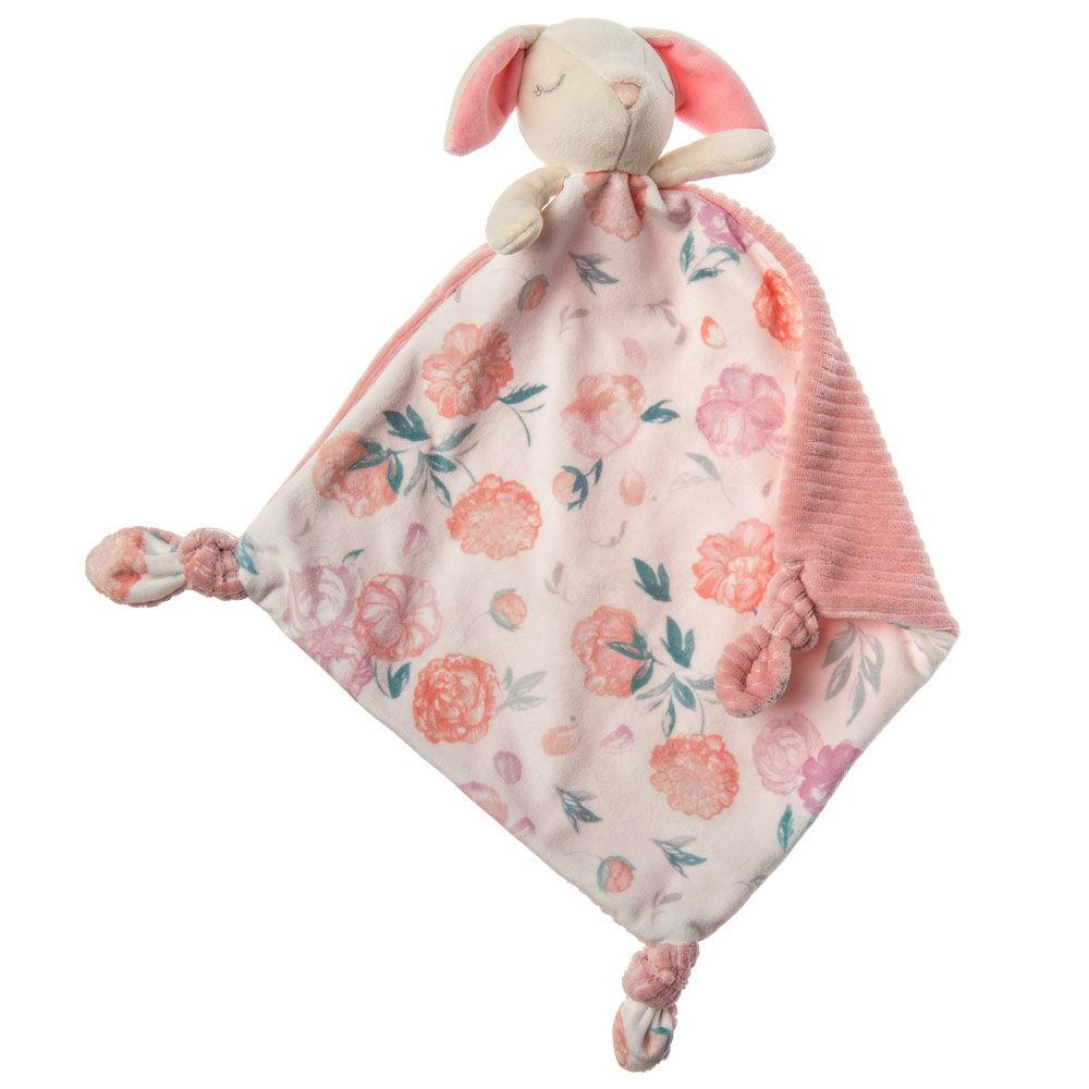 MARY MEYER LITTLE KNOTTIE BLANKET - BUNNY
