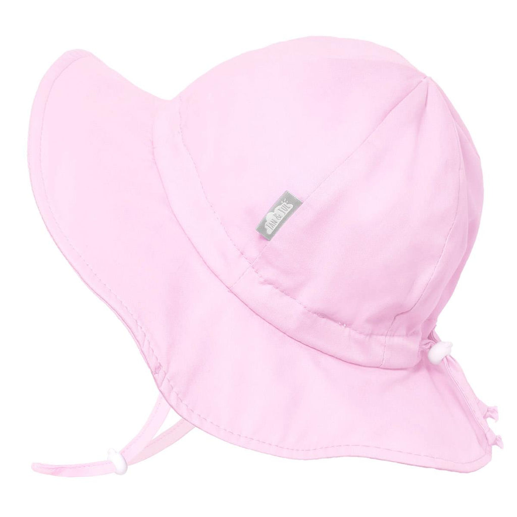 Jan & Jul - Cotton Floppy Hat - Pink