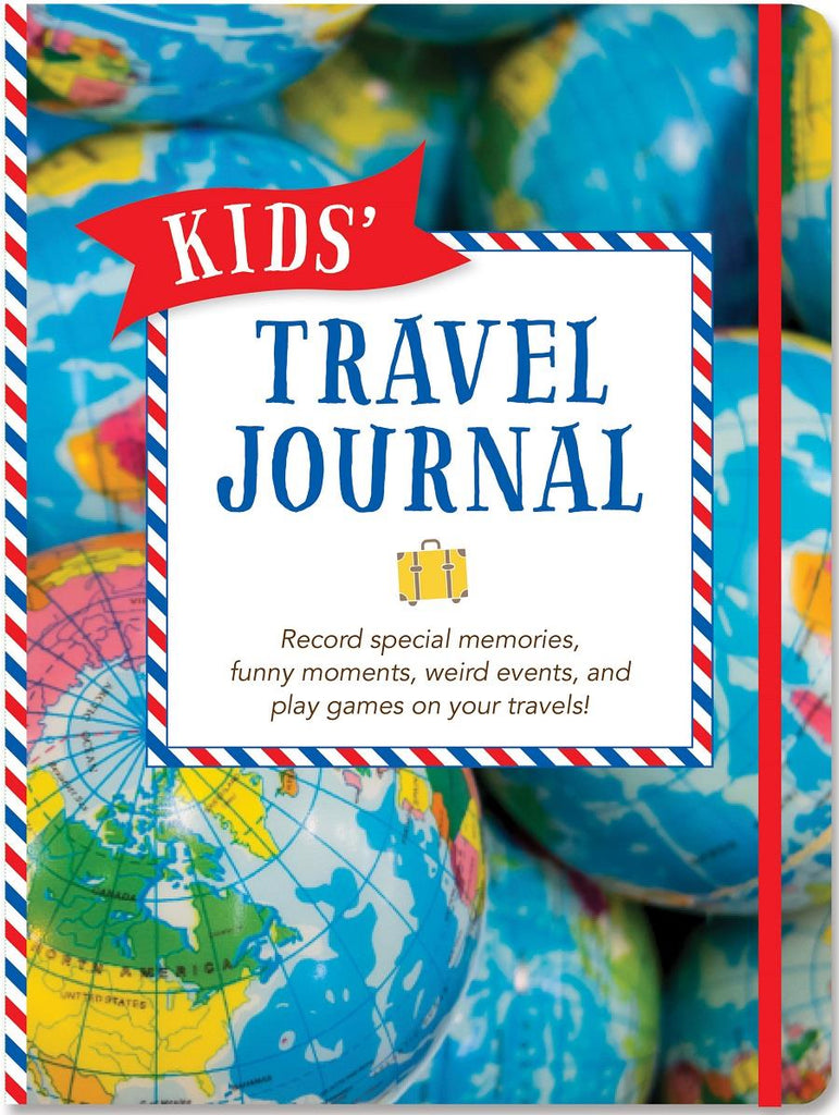 Kids Travel Journal (Ages 7-12)