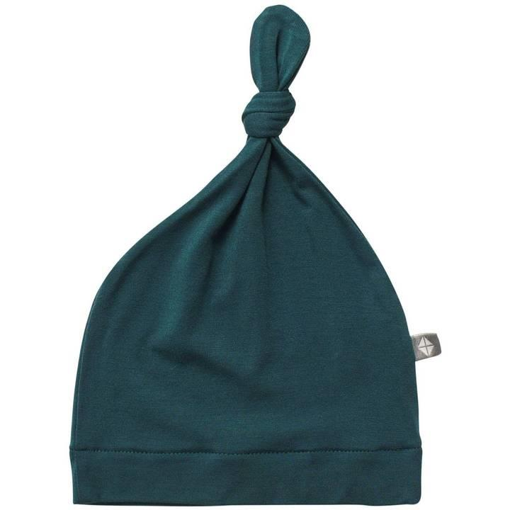 KYTE KNOTTED HAT - EMERALD