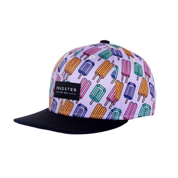 HEADSTER BALL CAP - POP NEON LILAC