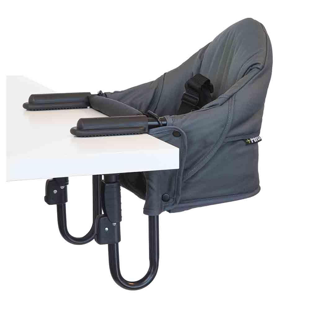 Guzzie & Guss Perch High Chair - Charcoal