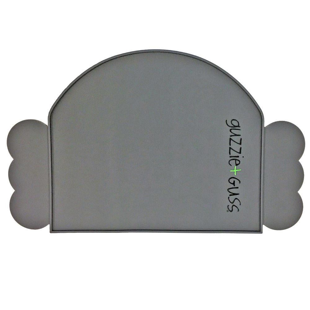 Guzzie & Guss Perch Silicone Placemat - Grey