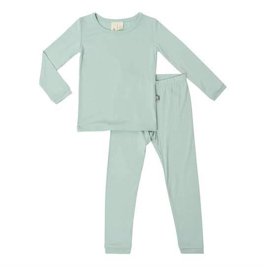 KYTE TODDLER PAJAMA SET - SAGE
