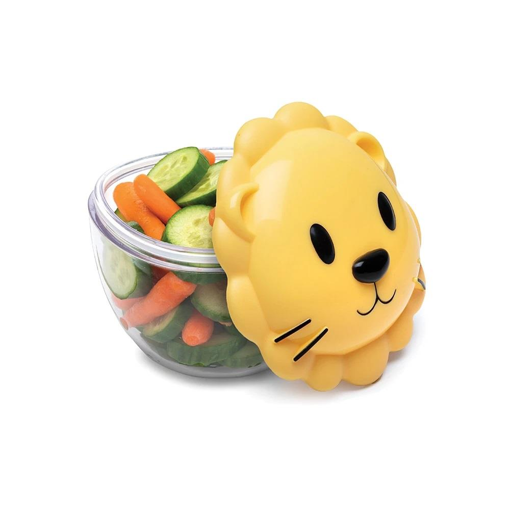 Melii Snack Container - Lion