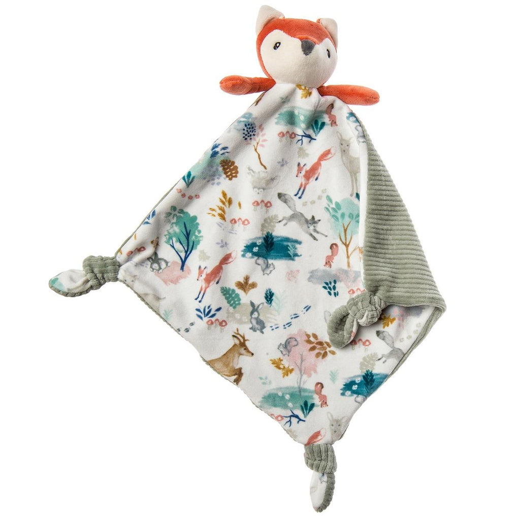 MARY MEYER LITTLE KNOTTIE BLANKET - FOX