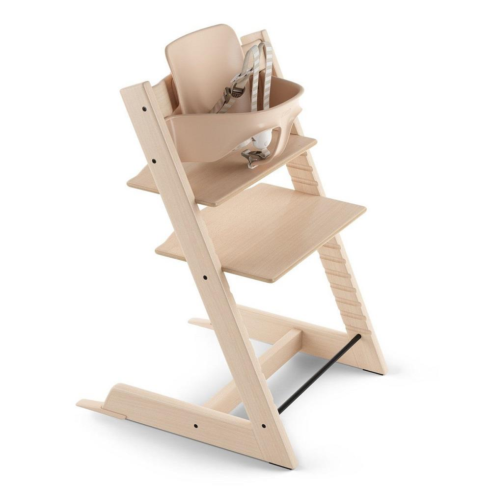 Stokke Tripp Trapp High Chair Bundle - Natural