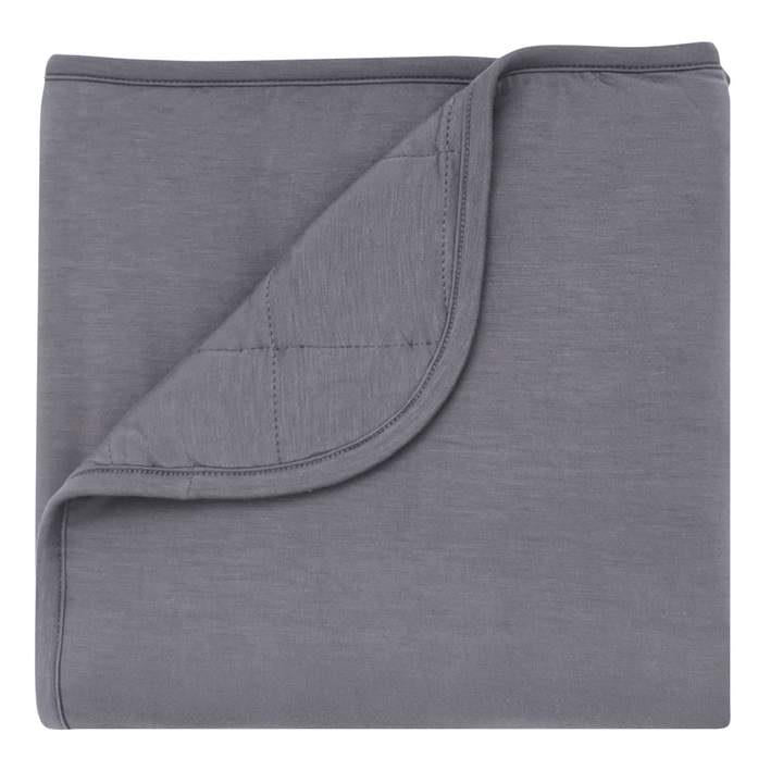 KYTE BABY BLANKET - CHARCOAL