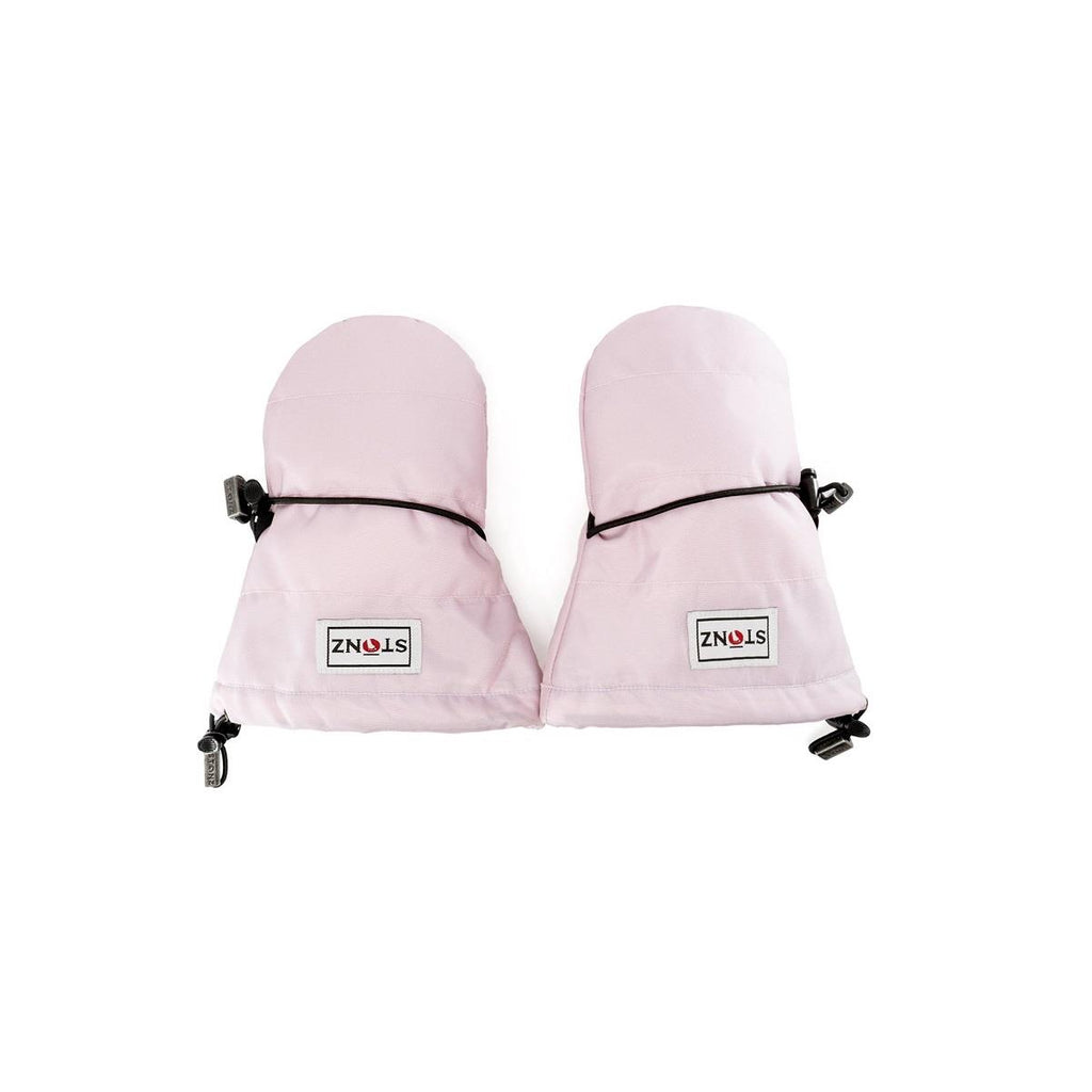 Stonz Baby Mitts - Haze Pink | Jump! The BABY Store