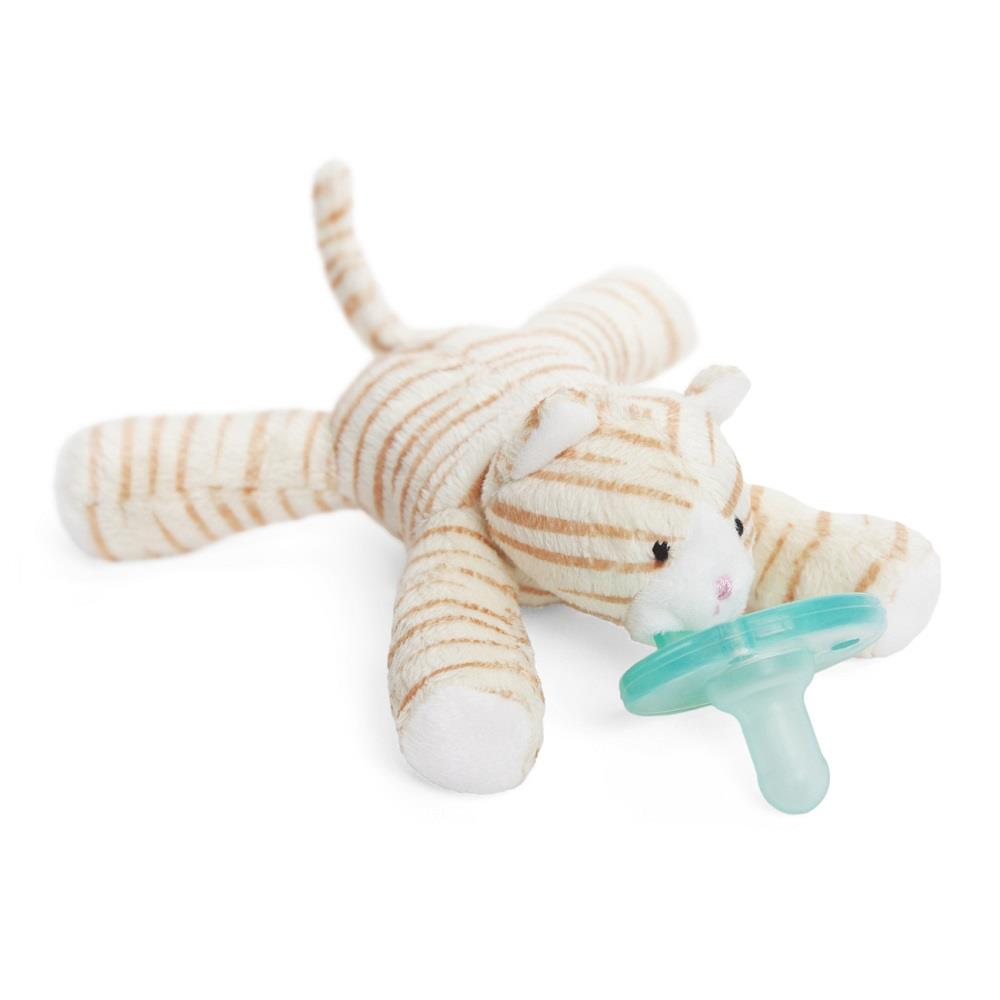 Wubbanub Pacifier - Tabby Kitten | Jump! The BABY Store