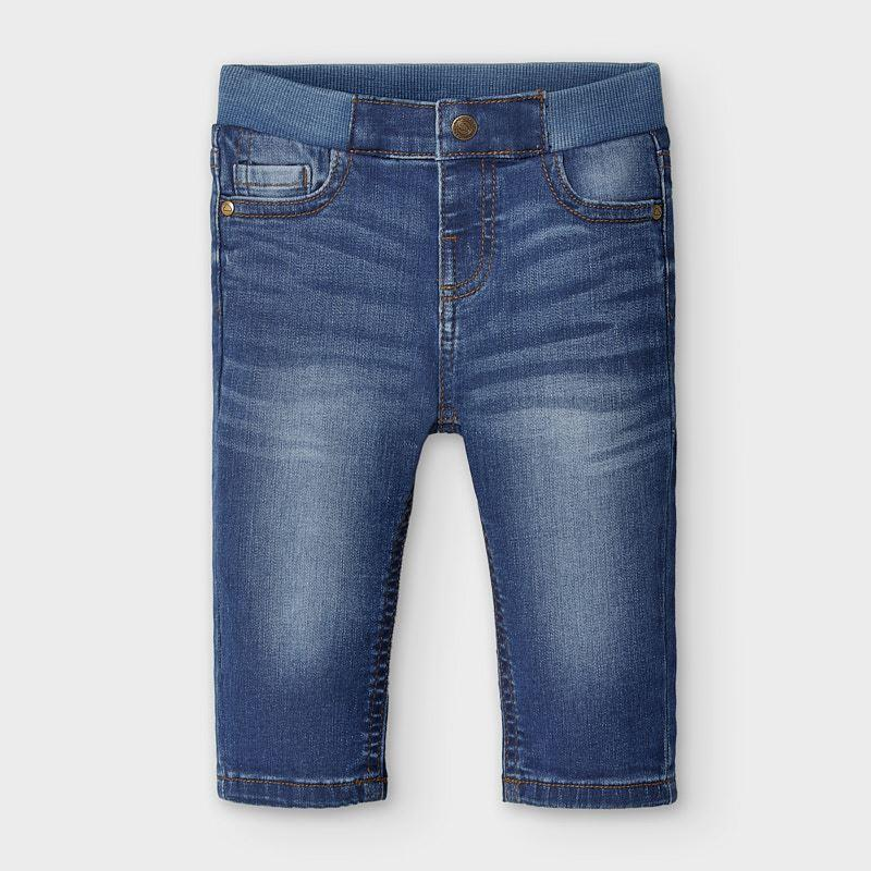 Mayoral Regular Fit Jeans for Baby Boy