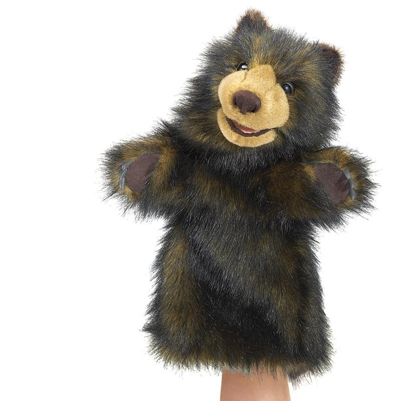 Folkmanis Stage Puppet - Bear | Jump! The BABY Store