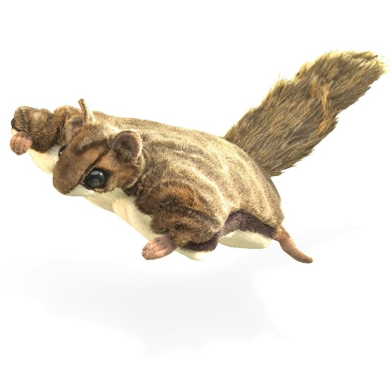 Folkmanis Flying Squirrel - Puppet