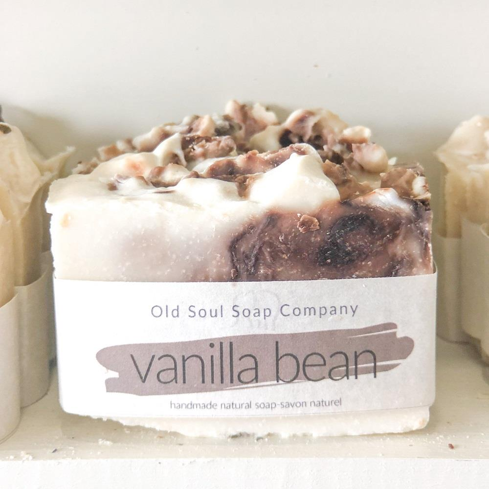 Old Soul Soap Bar - Vanilla Bean | Jump! The BABY Store