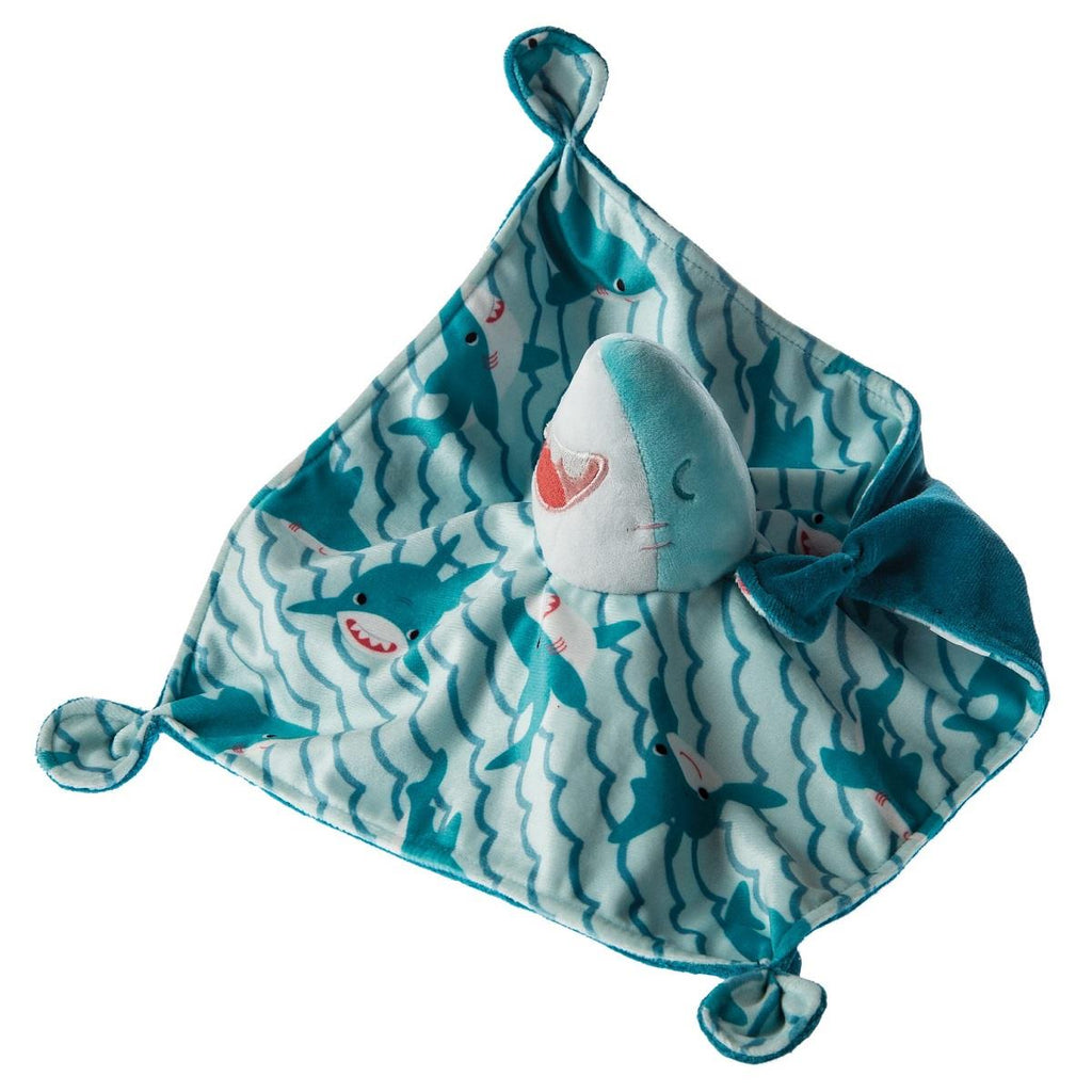 Mary Meyer Sweet Soothie Blanket - Shark