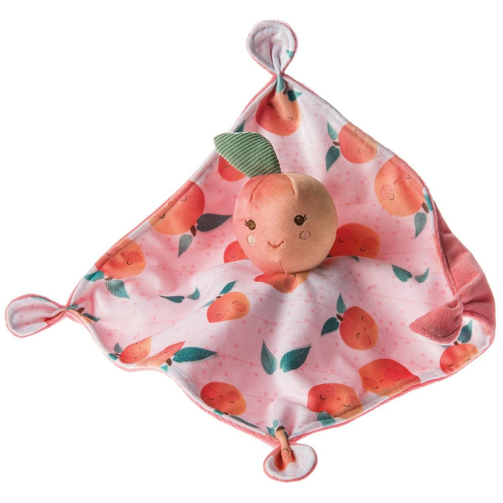 Mary Meyer Sweet Soothie Blanket - Peach