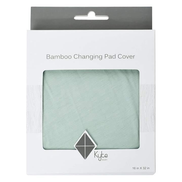 Kyte BABY Change Pad Cover |Sage