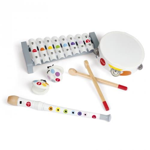 Janod Confetti Musical Set (Ages: 2-5)