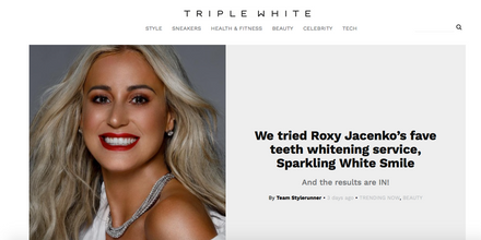 Triple White Article: April 2018