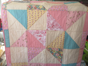 Star Baby Quilt