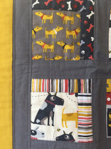 Handmade Quilt by Sew SLO