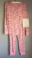 Bamboo Infant Footie Sleeper & Children's PJ's (Pink Kitty Print) by Silkberry Baby