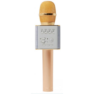 ORIGINAL Q7 Karaoke Microphone Bluetooth Speaker 2-in-1  (Best Seller)