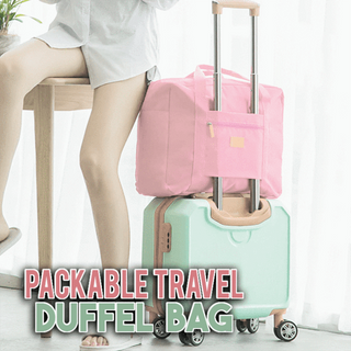 Warehouse Sale Packable Travel Duffel Bag (BUY 1 TAKE 1 PROMO!)
