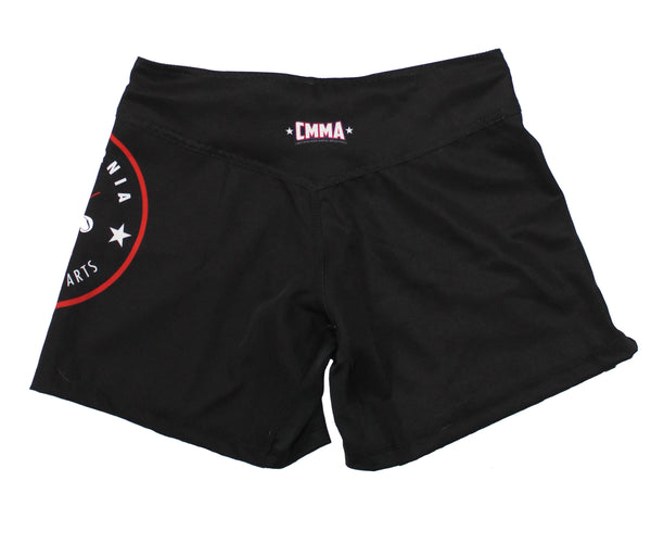 CMMA Adult BJJ Shorts Side Logo