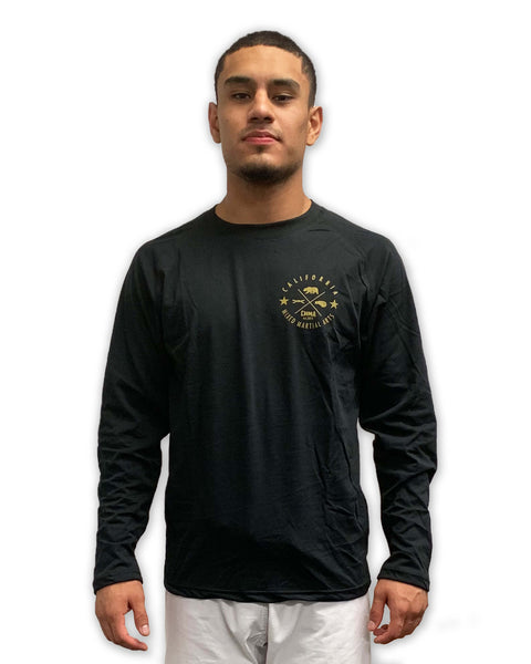 CMMA Long Sleeve Shirt Black
