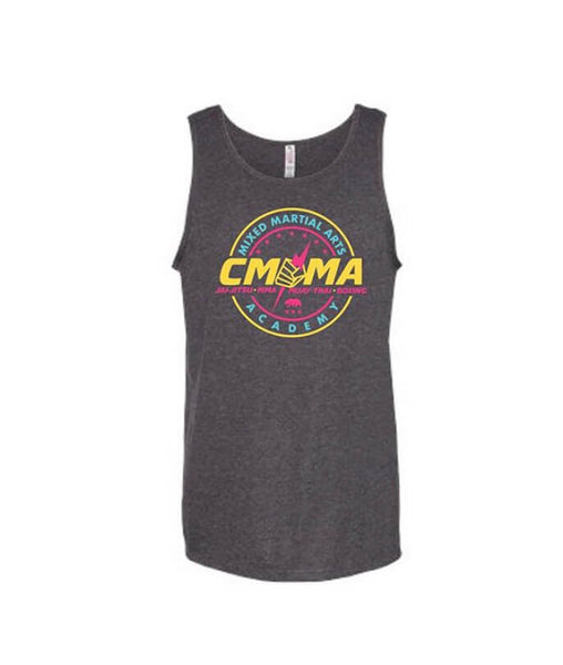 Retro Tank Top Grey